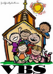 Vacation Bible Schools - 2019 @ Asheville and the Surrounding Area