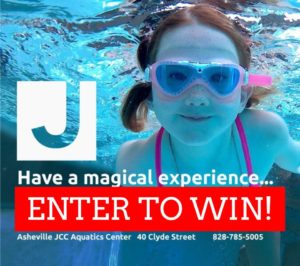 JCC Aquatics Center & Zimmerman Pool Passes Facebook GIVEAWAY CONTEST @ on the Family Friendly Asheville Facebook Page